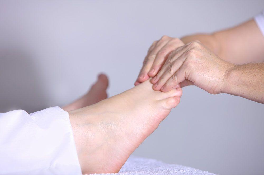 clinica podologica alcorcon